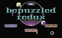 Bepuzzled Redux - title page