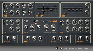 Planetoid Interface