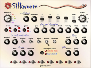Silkworm interface