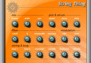 String Thing Interface