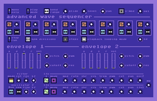 retro-gsx interface