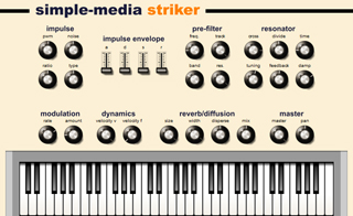 Striker interface