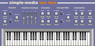 Voc-Two interface